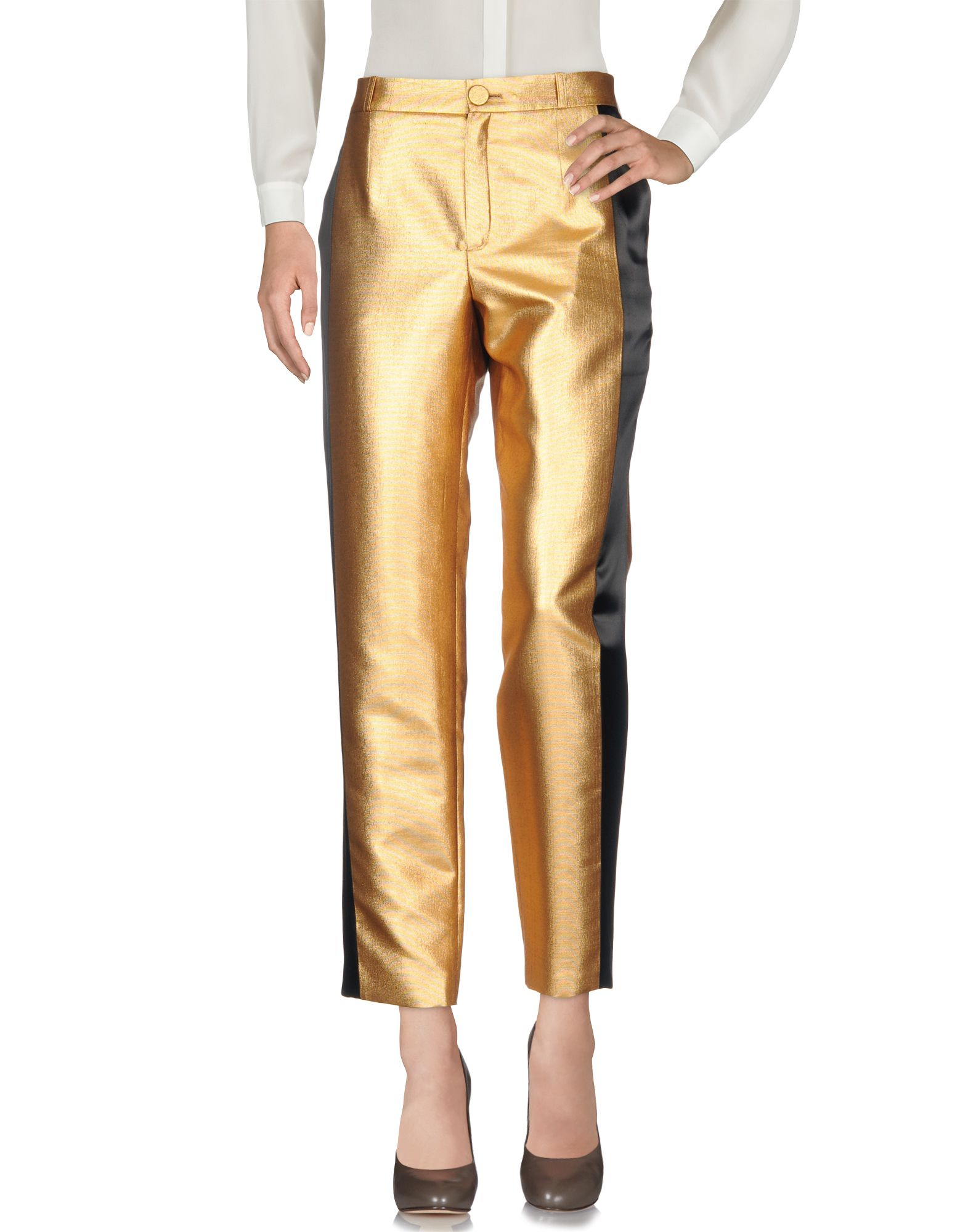 LANVIN Повседневные брюки брюки lanvin paris