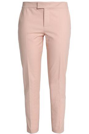 REDValentino Cotton-blend tapered pants