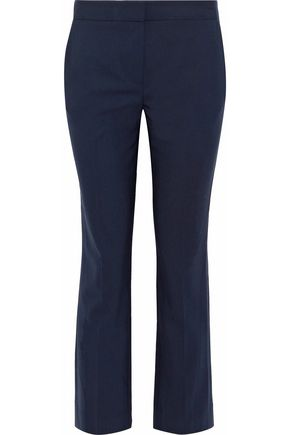 DIANE VON FURSTENBERG Stretch-wool slim-leg pants