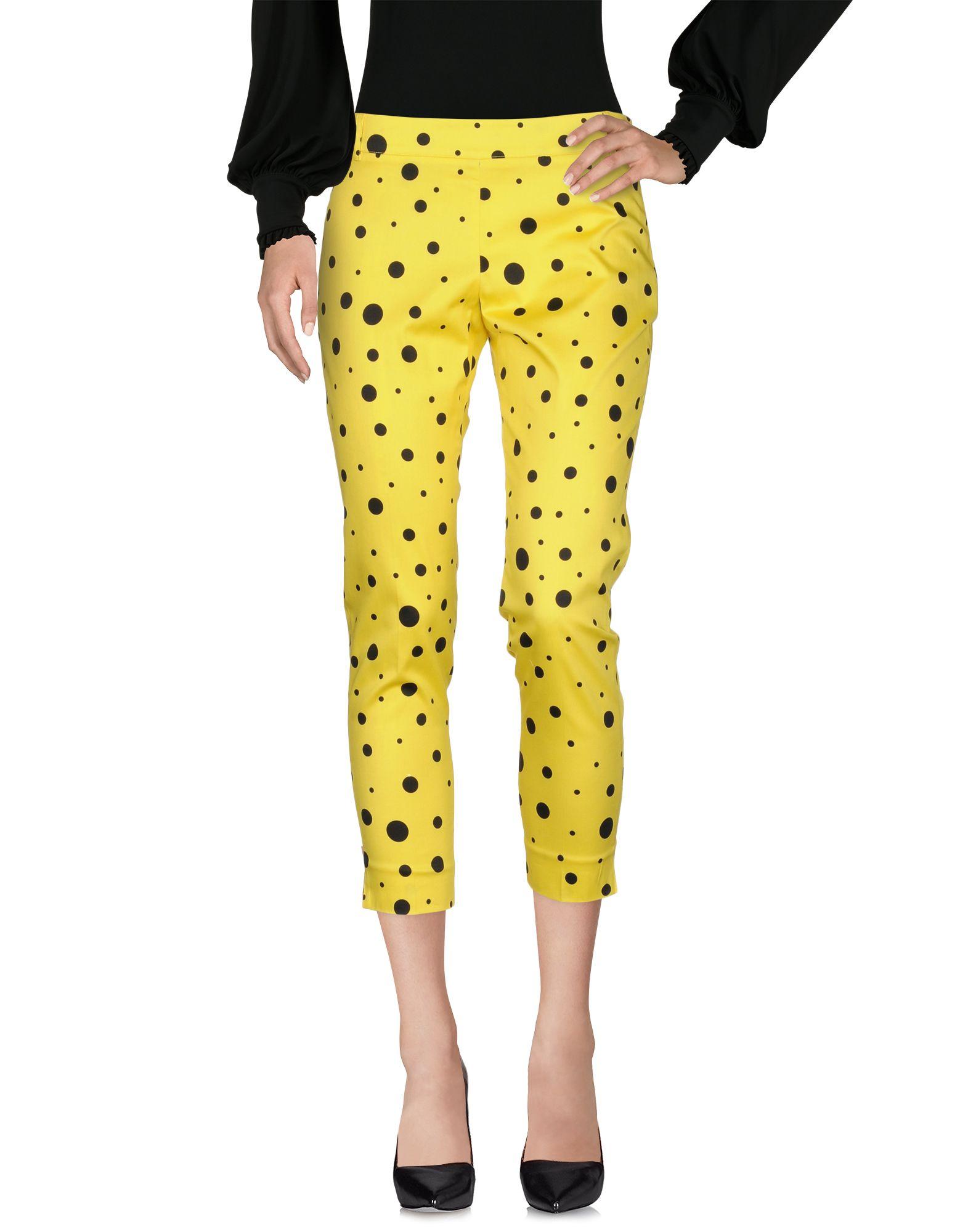 X'S MILANO Повседневные брюки блуза xs milano блузы в горошек