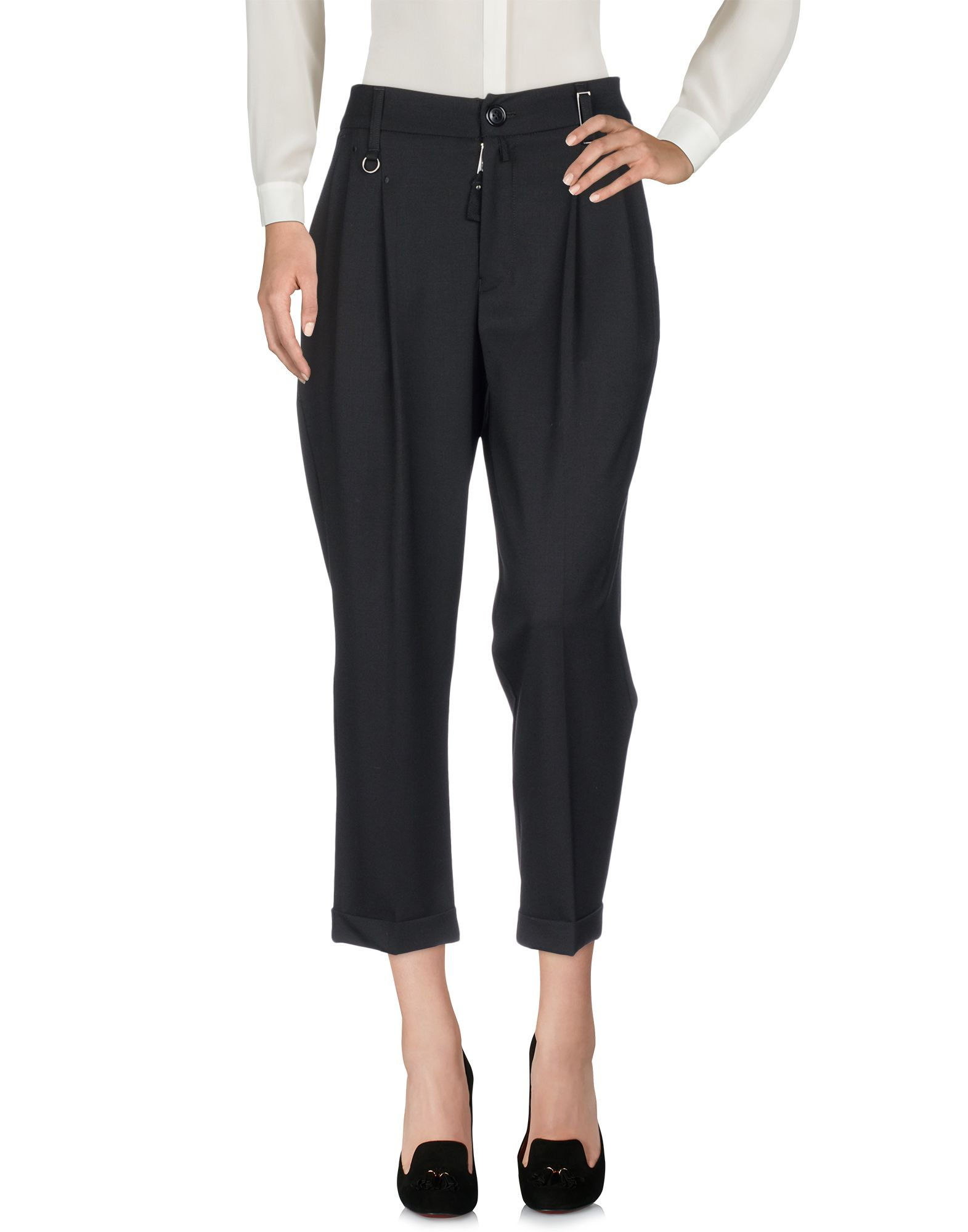 HIGH Повседневные брюки high neck fit