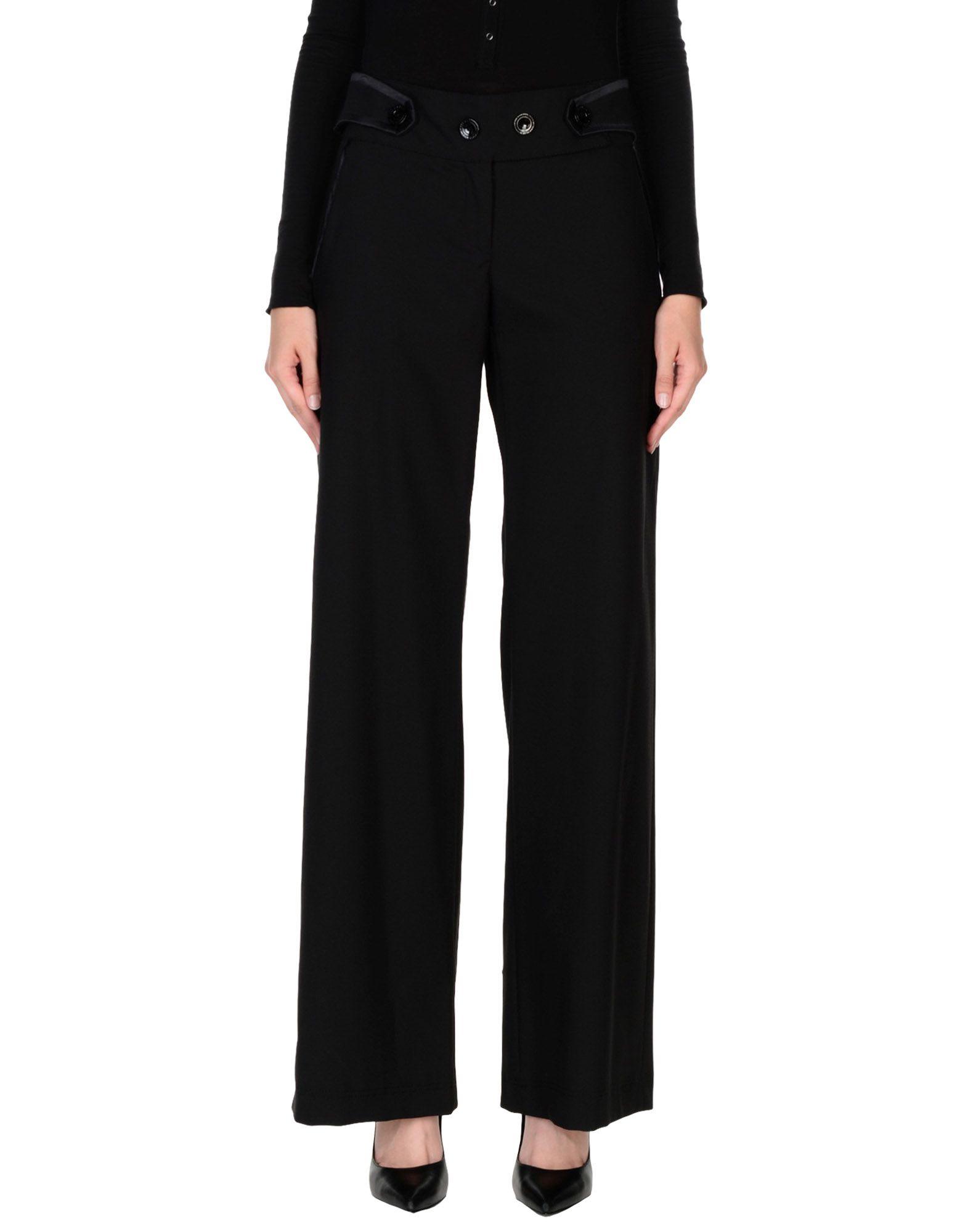 PATRIZIA PEPE Повседневные брюки patrizia pepe расклешенные джинсы
