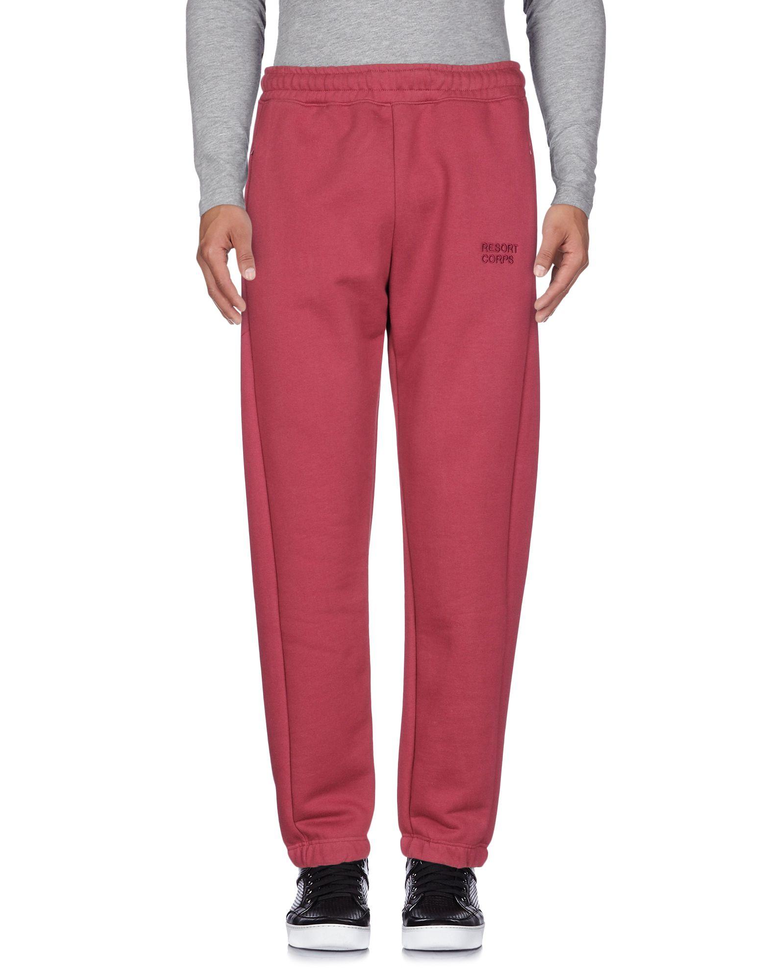 купить RESORT CORPS Повседневные брюки онлайн