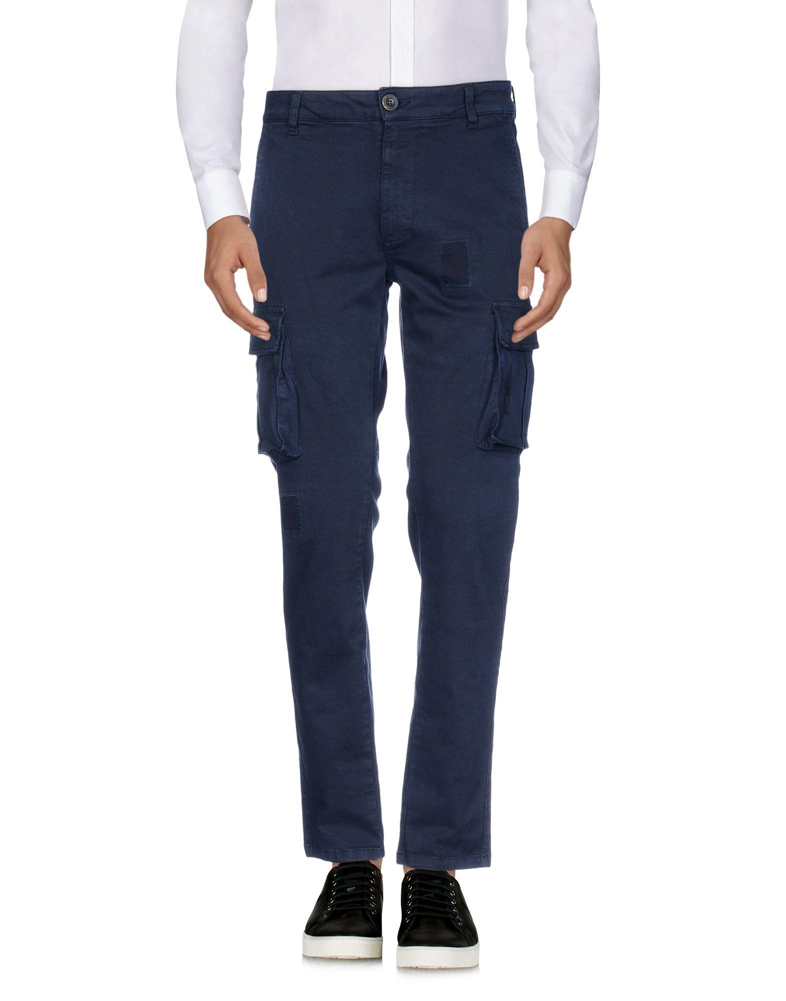 FIVER Повседневные брюки qq fiver
