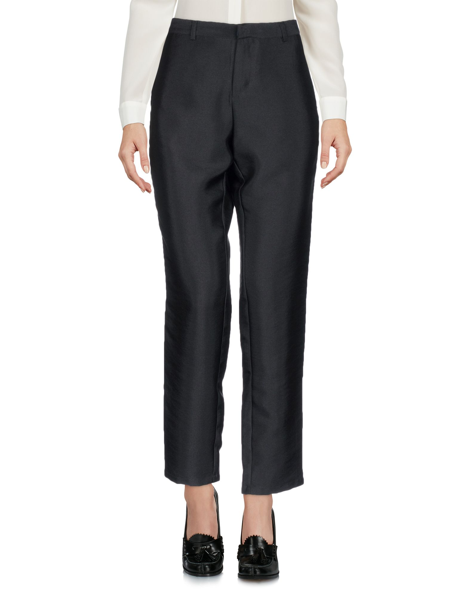 MAISON SCOTCH Casual Pants in Black