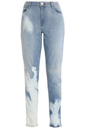 J BRAND 620 Super Skinny mid-rise skinny jeans