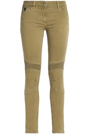 BELSTAFF Stretch-cotton skinny pants