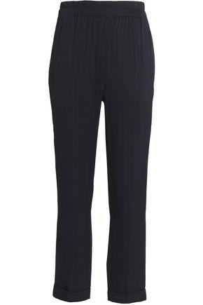 BELSTAFF Crepe satin wide-leg pants