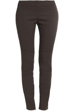 BELSTAFF Twill skinny-leg pants