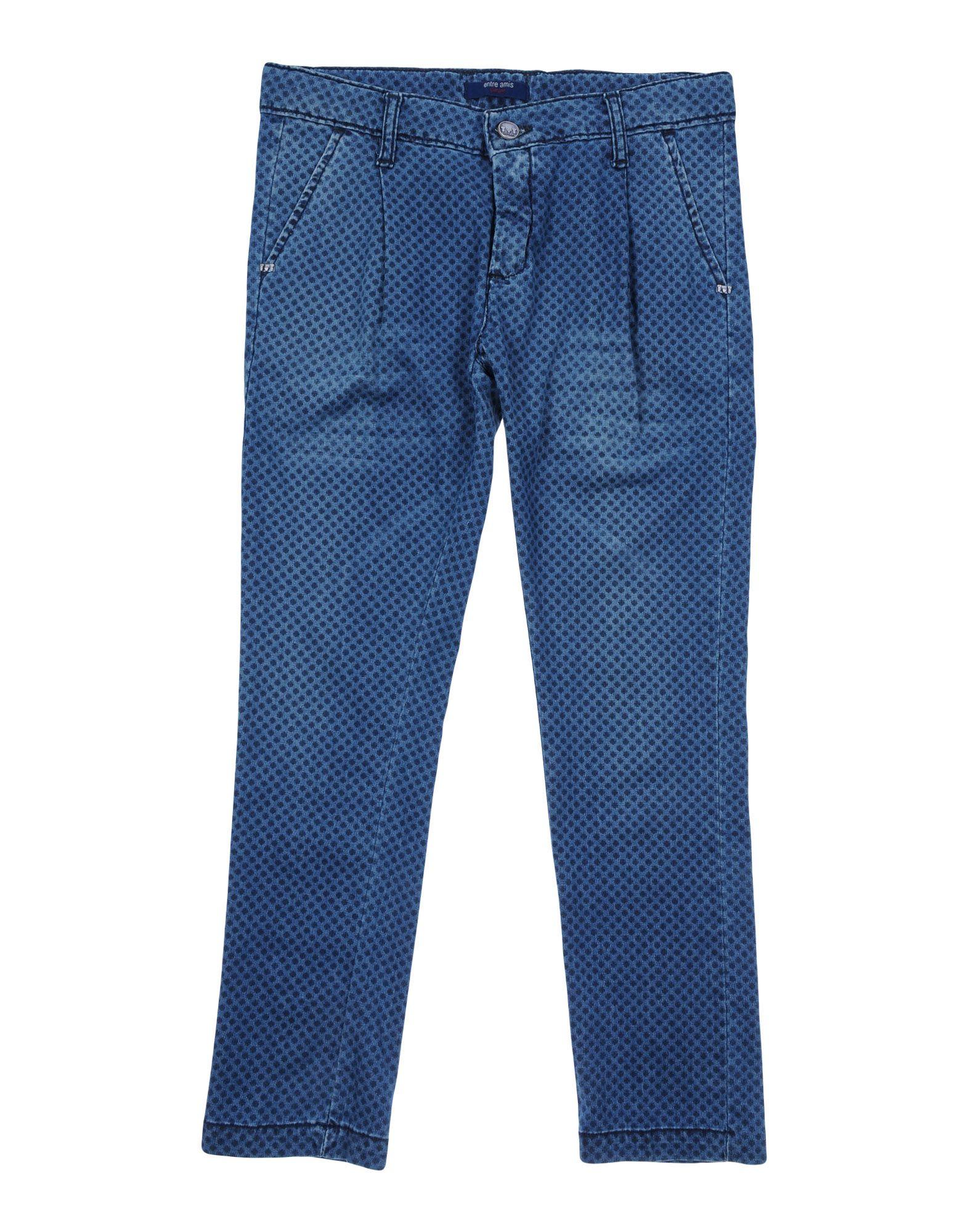 Entre Amis Garçon Kids' Jeans In Blue