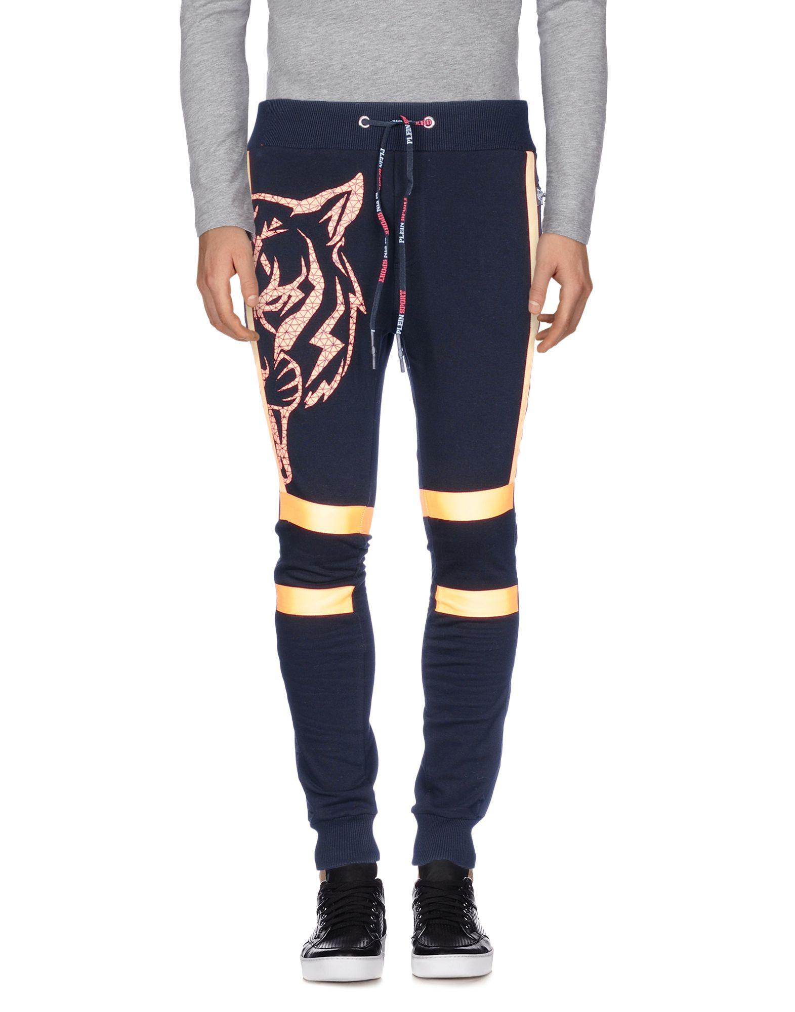 Фото - PLEIN SPORT Повседневные брюки peter hadley sport футболка