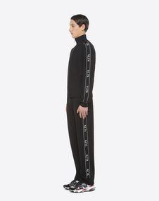 VLTN viscose jogging trousers