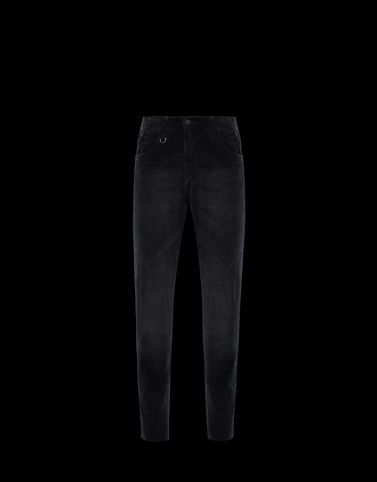 MONCLER DENIM - Casual trousers - men