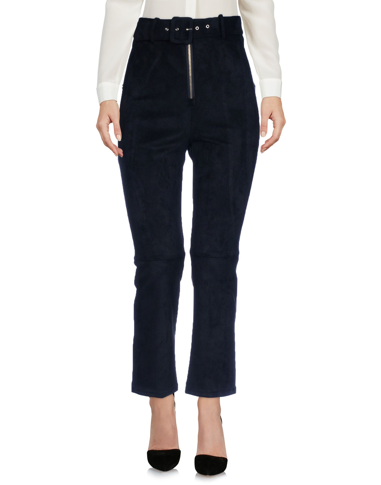 PATRIZIA PEPE Повседневные брюки patrizia pepe джинсы крой дудочки