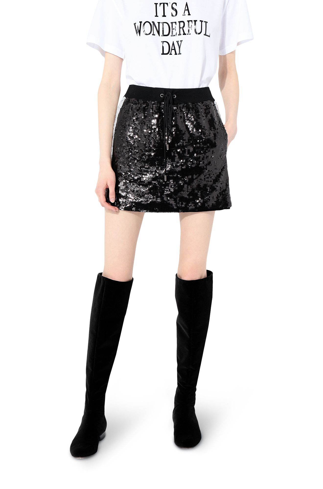 ALBERTA FERRETTI SKIRT Woman r