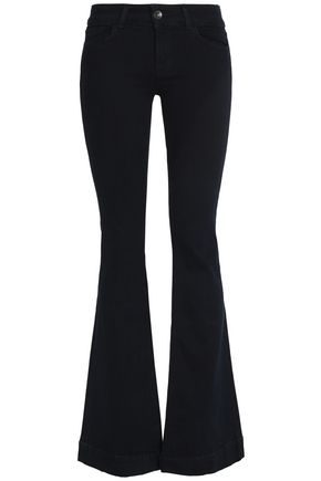 J BRAND Love Story low-rise bootcut jeans
