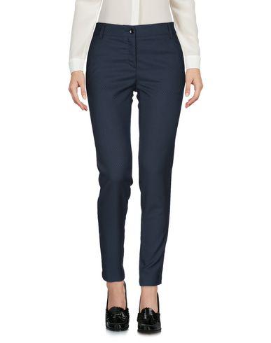 Купить Повседневные брюки от HAPPY25 темно-синего цвета
