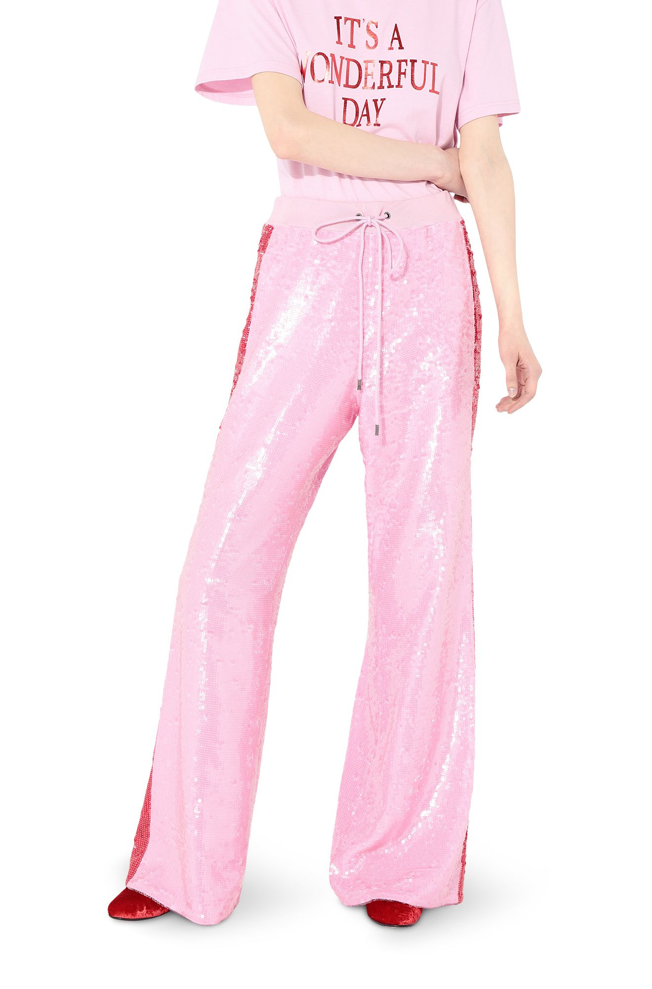 ALBERTA FERRETTI PANTS Woman r