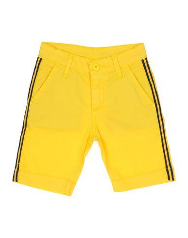 Фото - Бермуды желтого цвета