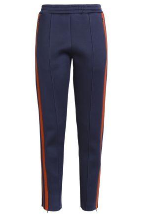 JOSEPH Striped scuba track pants