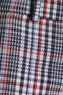 JOSEPH Checked cotton culottes