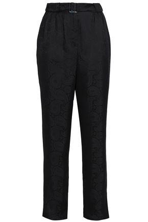 CLAUDIE PIERLOT Jacquard straight-leg pants