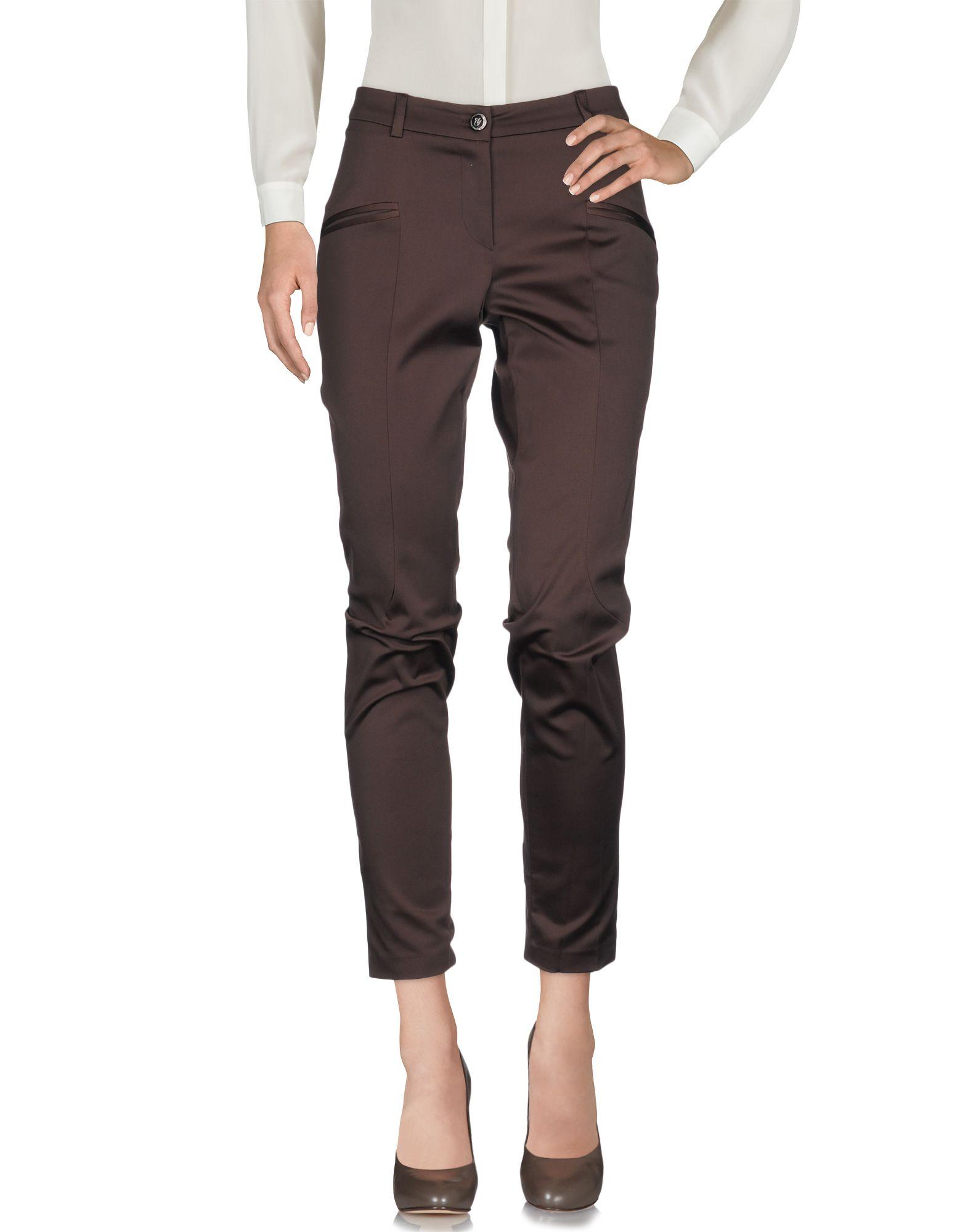 VITTORIA ROMANO Повседневные брюки цены онлайн