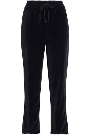 MOTHER Velvet slim-leg pants