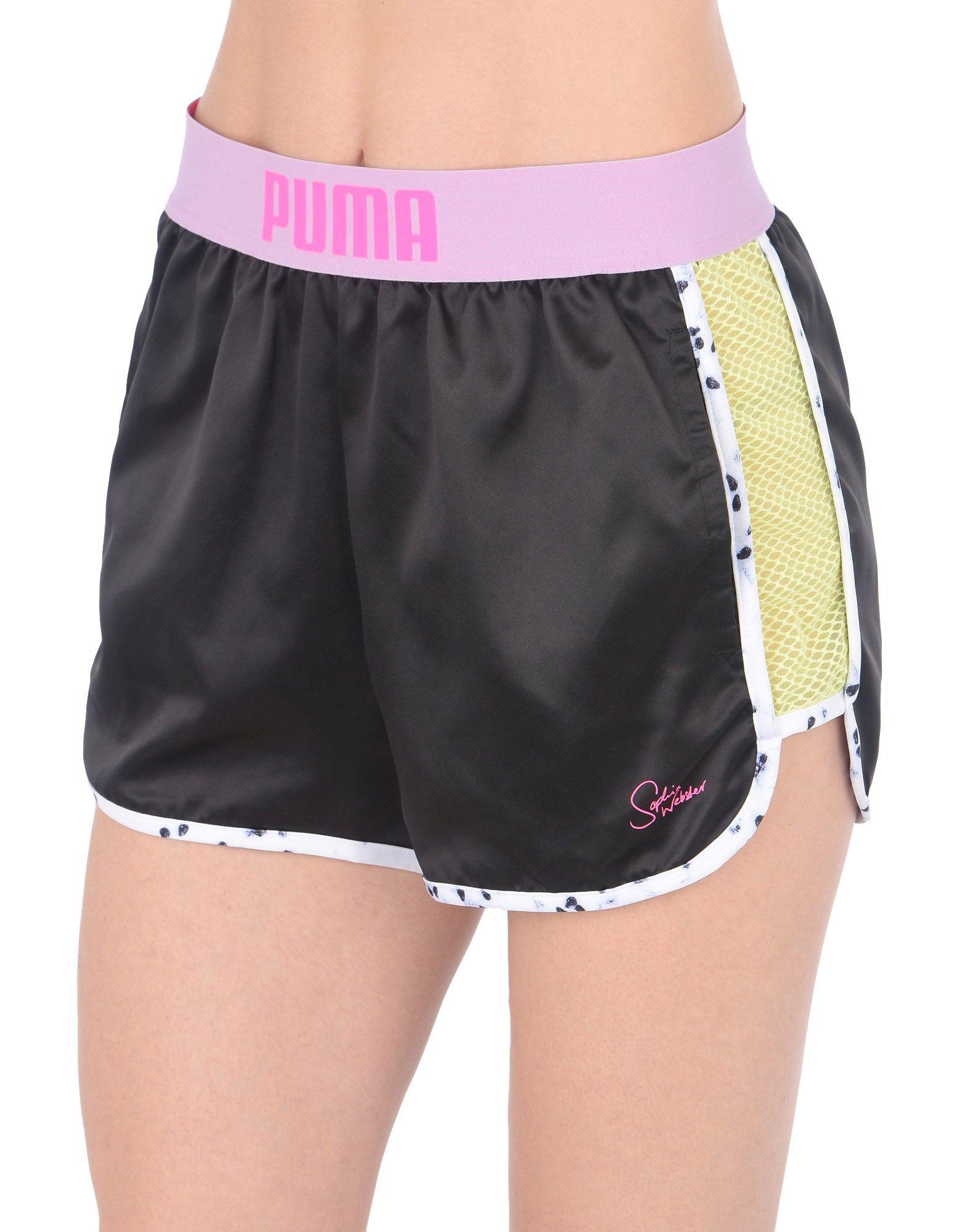 PUMA x SOPHIA WEBSTER Повседневные шорты puma повседневные шорты