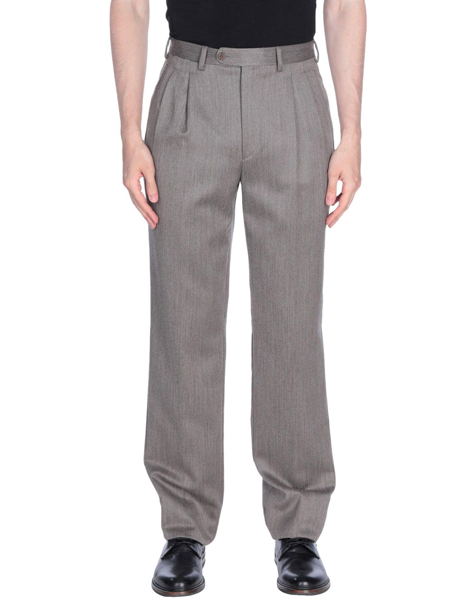 ANDERSON Повседневные брюки брюки mokko