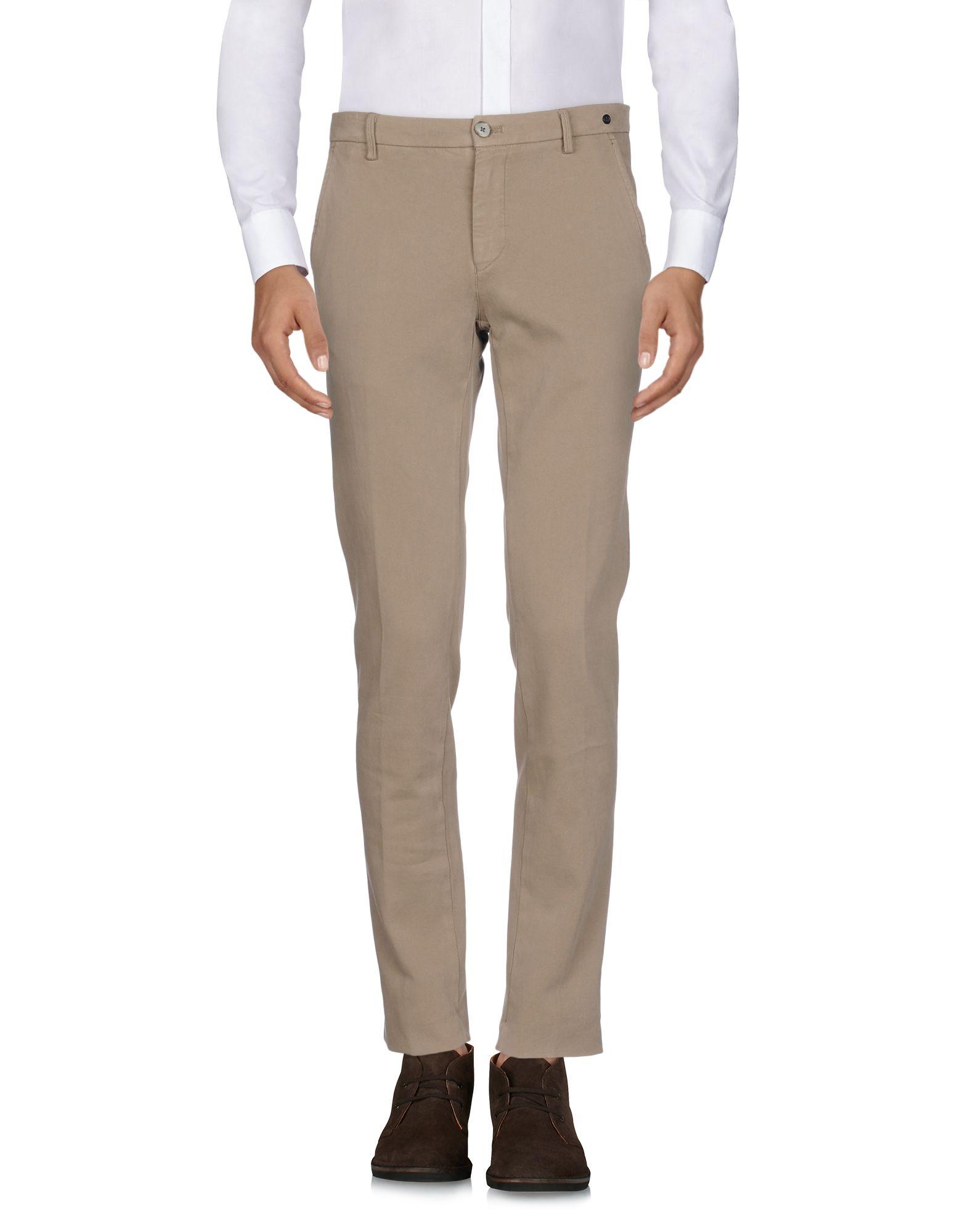 EM'S OF MASON'S Повседневные брюки брюки и капр
