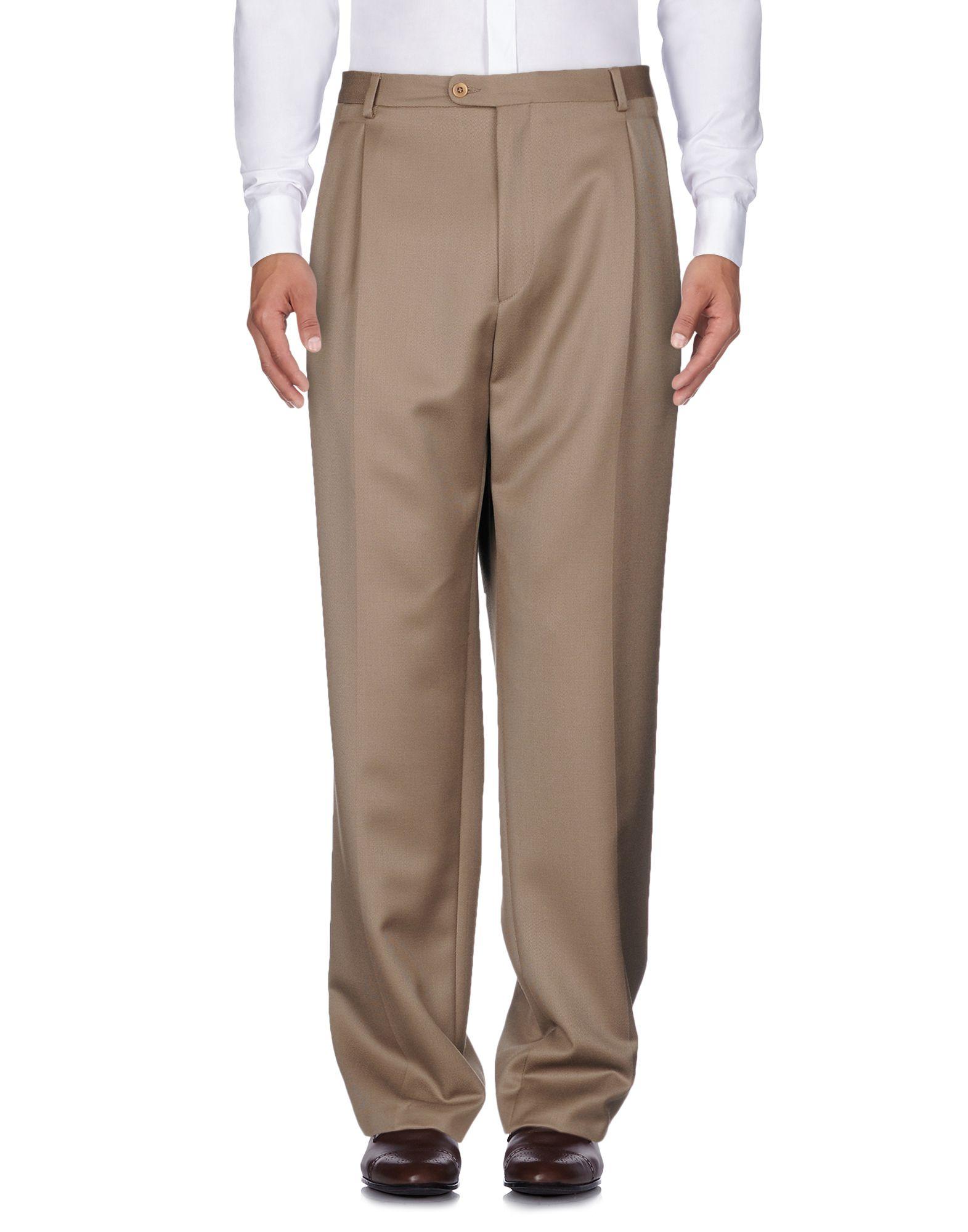 ANDERSON Повседневные брюки брюки и капр