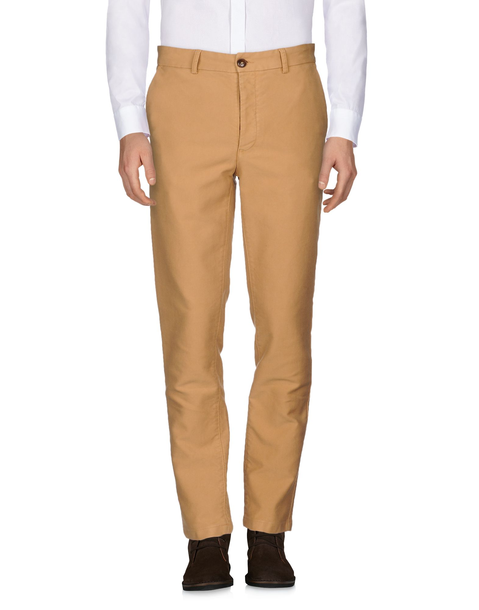 《送料無料》HOMECORE メンズ パンツ キャメル 29 コットン 100%