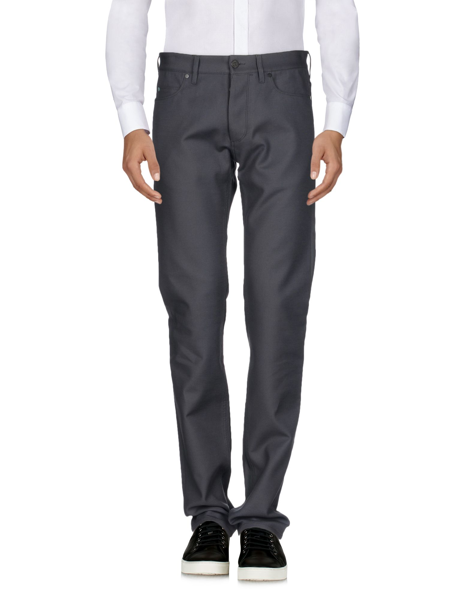 LANVIN Повседневные брюки lanvin кожаные сапоги
