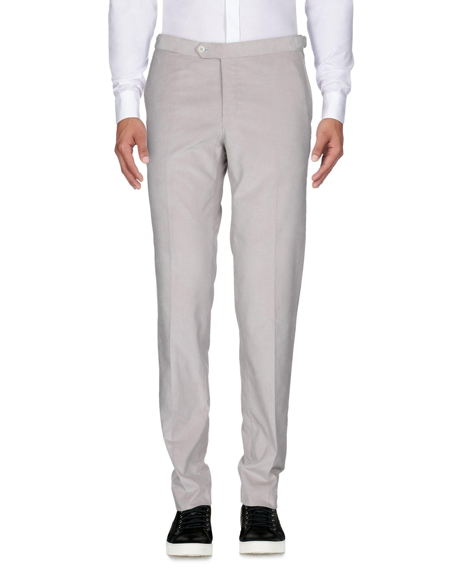 ISAIA Повседневные брюки брюки и капр