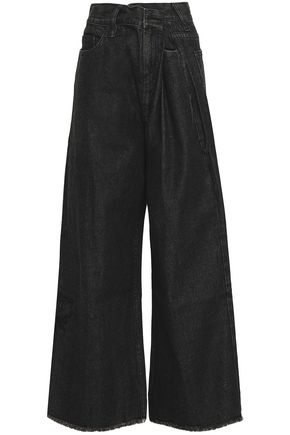 MARC JACOBS High-rise wide-leg jeans