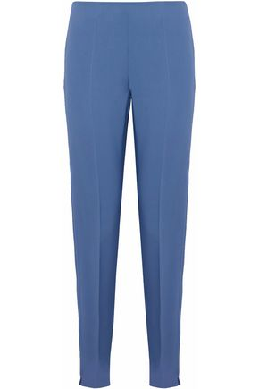ANTONIO BERARDI Faille straight-leg pants