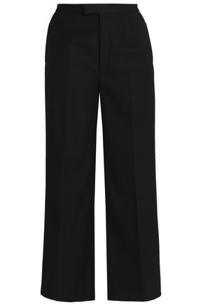 REDValentino Twill straight-leg pants