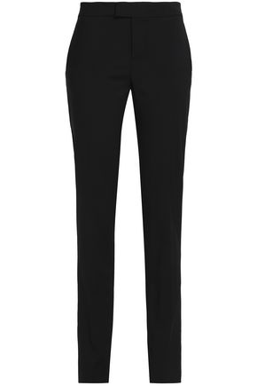 REDValentino Wool-blend slim-leg pants