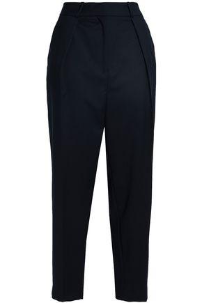 CLAUDIE PIERLOT Twill straight-leg pants