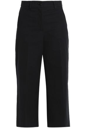 BOUTIQUE MOSCHINO Cotton-bend culottes