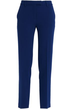 BOUTIQUE MOSCHINO Crepe straight-leg pants