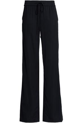 BOUTIQUE MOSCHINO Crepe wide-leg pants