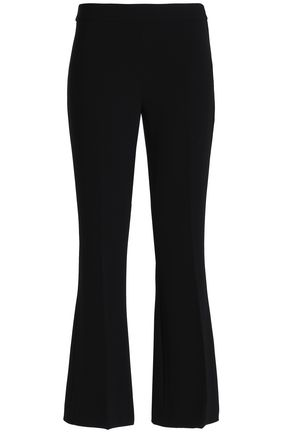 BOUTIQUE MOSCHINO Crepe flared pants