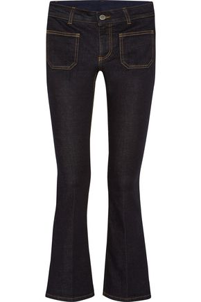 STELLA McCARTNEY 70's Flare low-rise kick-flare jeans