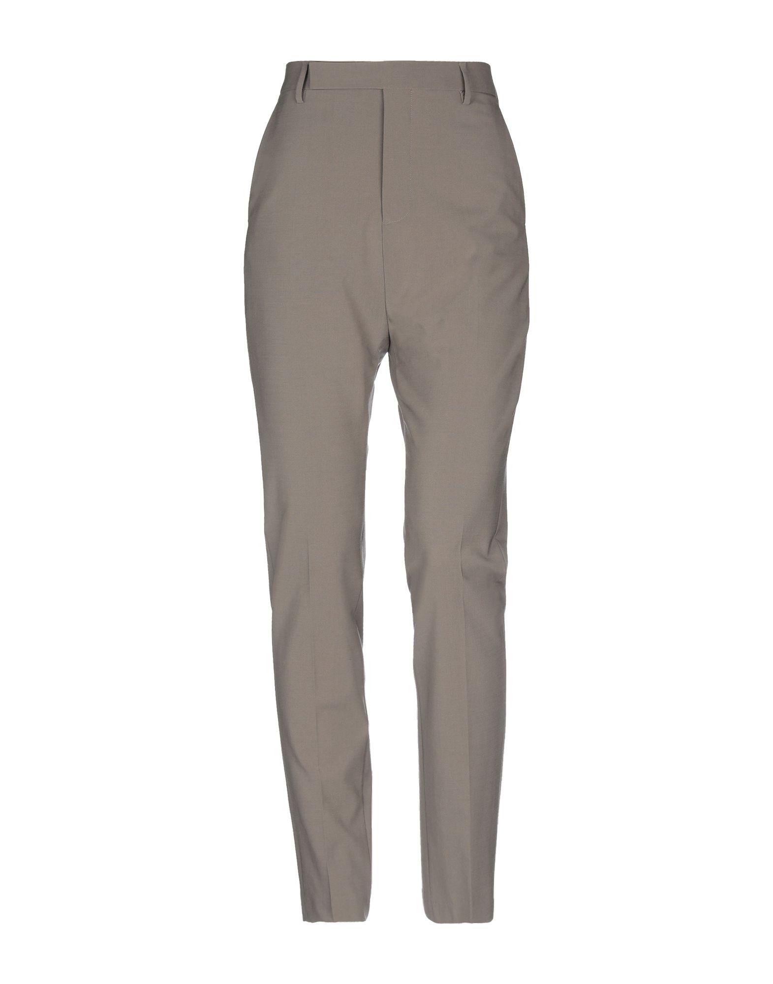 RICK OWENS Повседневные брюки кастрюля lara lr02 021 18 см 2 3 л нержавеющая сталь