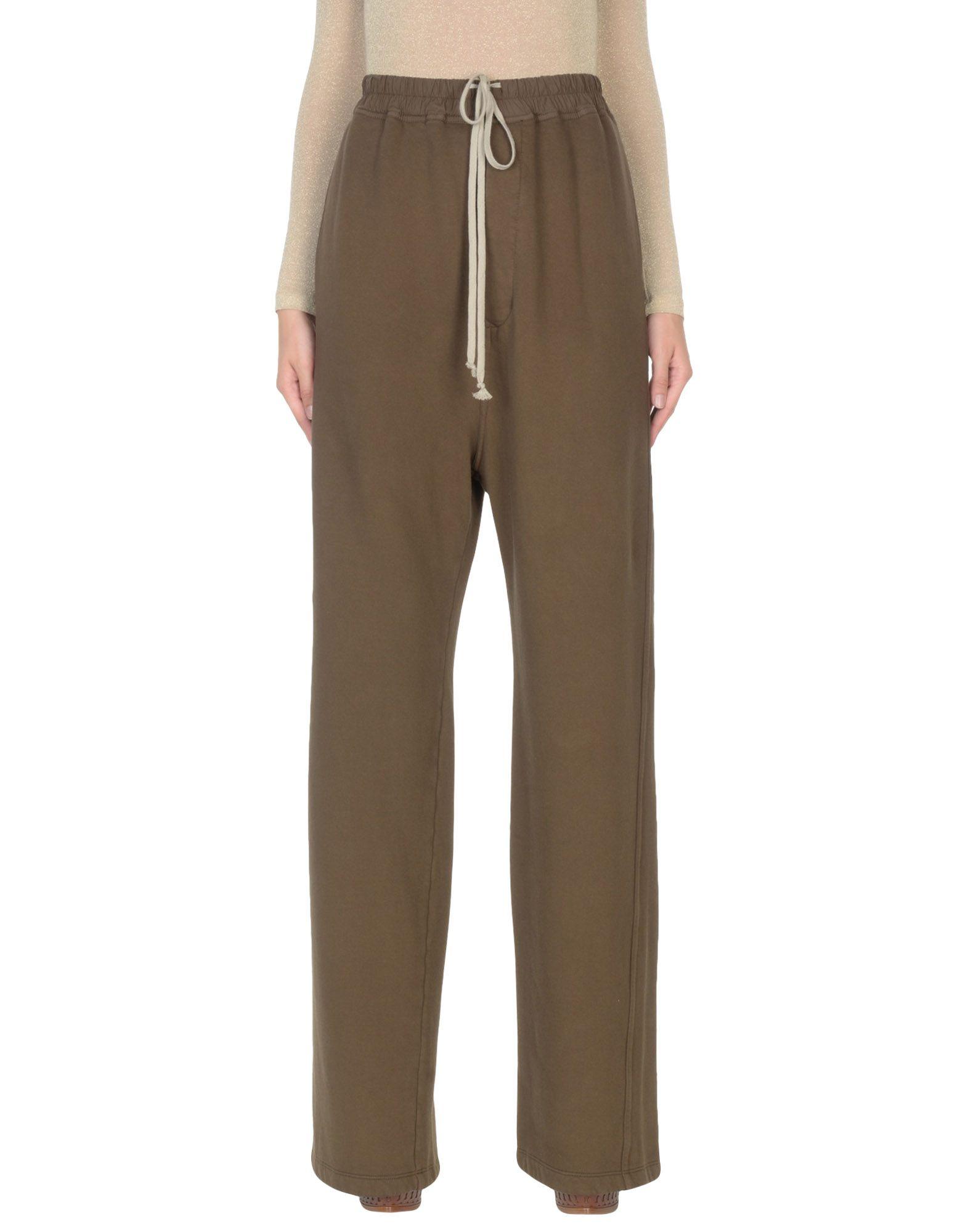 DRKSHDW by RICK OWENS Повседневные брюки брюки quelle rick cardona by heine 3161