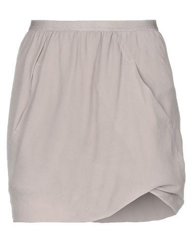 RICK OWENS SKIRTS Mini skirts Women
