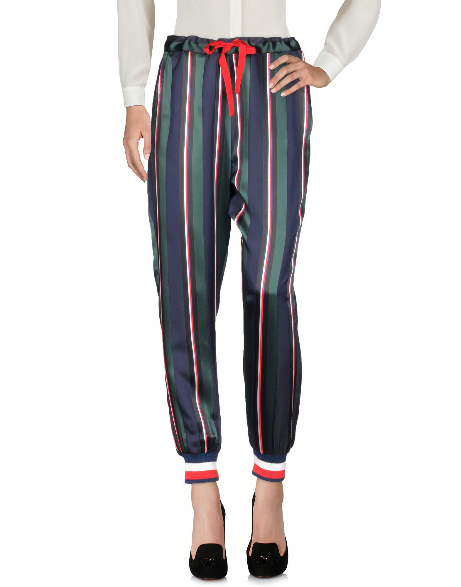 HILFIGER COLLECTION Повседневные брюки playboy vip collection повседневные брюки мужские девятки брюки тонкие тонкие фитинги прямые брюки 1904 черный 34