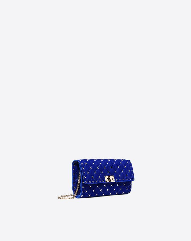 Rockstud Spike Chain Crossbody Bag